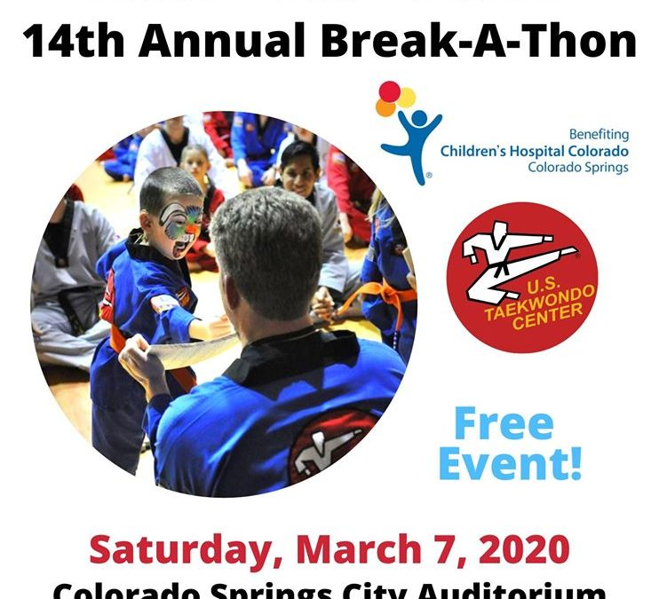 14th Annual Break-A-Thon