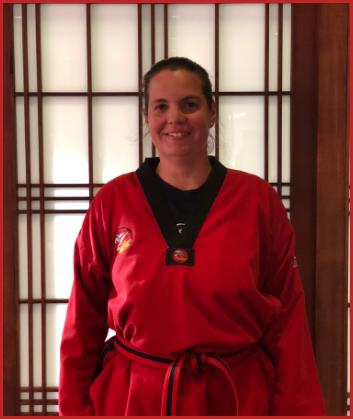 Image of Sarah Zahrobsky, Assistant instructor demo teach coach