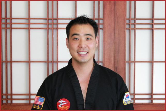 Image of Master Jay Lee
