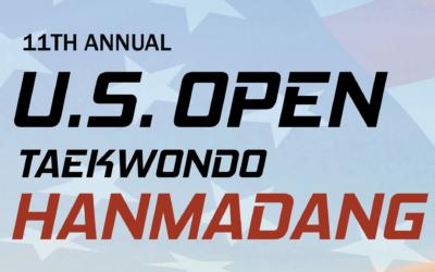 11th Annual U.S. Open Taekwondo Hanmadang