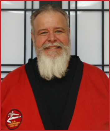 Image of Paul Olmsted, Assistant sparring team coach